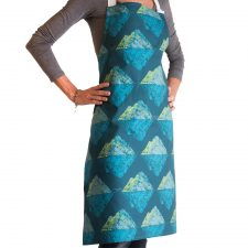 Kitchen ware apron set inspired by the Skelligs, Ireland