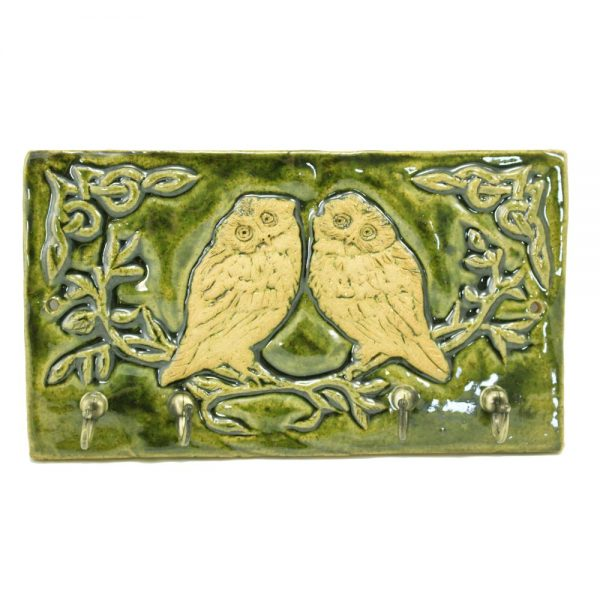 Owl Key Tidy with Celtic Design new home gifts