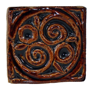 Double Spiral Celtic Knot