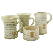 Irish Pottery Table Ware Gift set made in Ireland