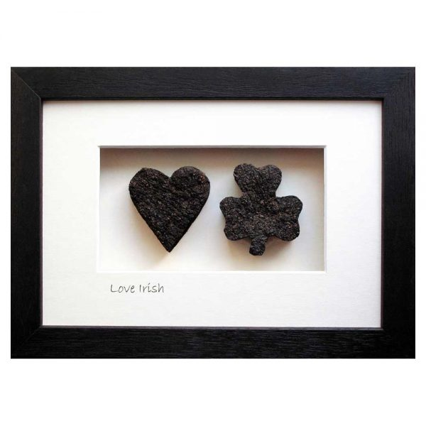 Love Irish Gifts, made from turf in Ireland