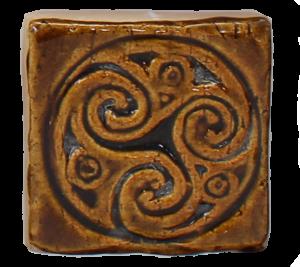 Triskelion Knot