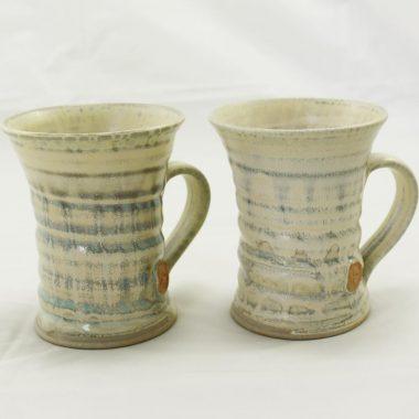 Irish Pottery Mugs, handmade by Amanda Murphy, County Waterford, Ireland