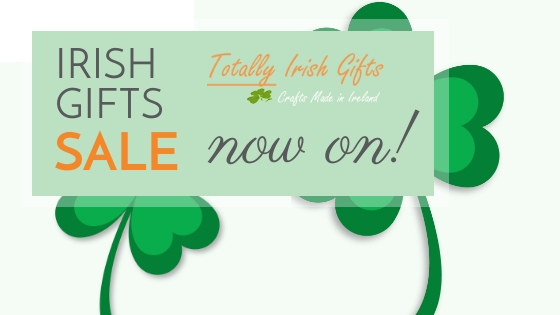 Irish Gifts SALE Up to 45% OFF