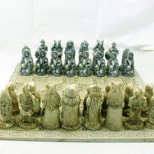 Fomor Chess Set, quality made in Ireland