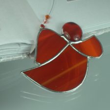 Red Angel gift, Christmas Gifts made in Ireland