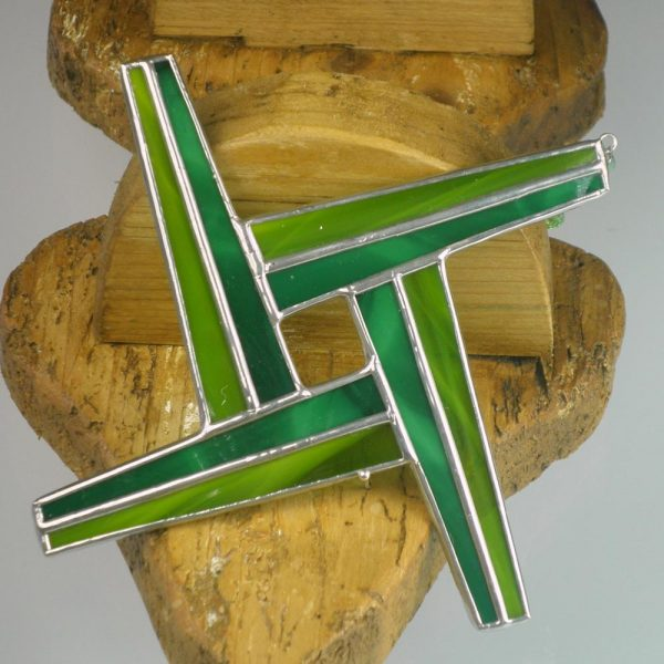St. Brigid's Stained Glass Gifts, handmade in Ireland