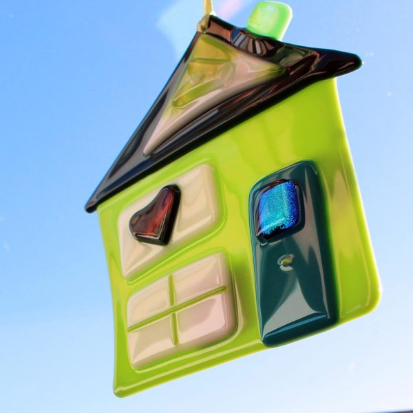 Fused Glass home