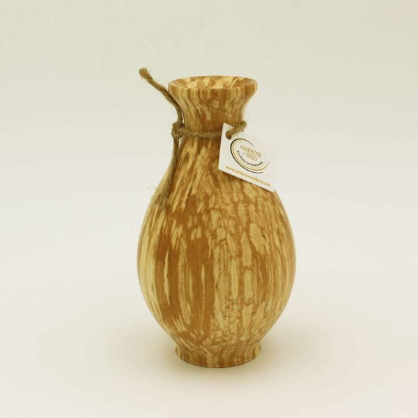 Spalted Beech Bud Vase made in Ireland