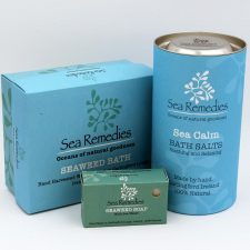 Seaweed Gift Set by Sea Remedies, handmade in Ireland