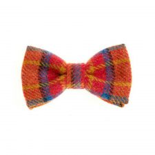 Donegal Tweed Bow Tie, gifts for men, handmade in Ireland by Orwell & Browne