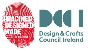 Totally Irish Gifts is a retail partner of the Design & Crafts Council of Ireland