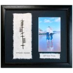 Soulmate Ogham Photo Frame
