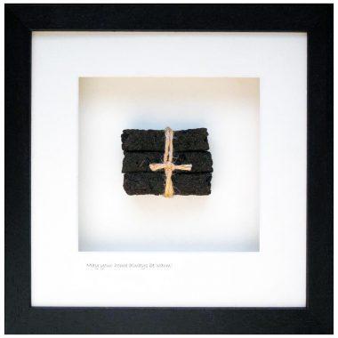 home turf framed gift