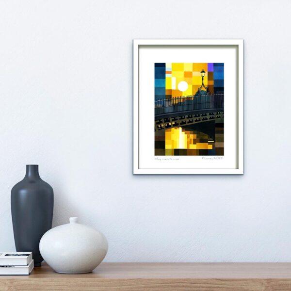 Ha'penny Bridge Print Ireland