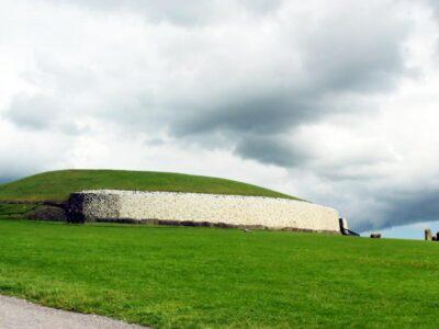 Newgrange inspired at Totally Irish Gifts